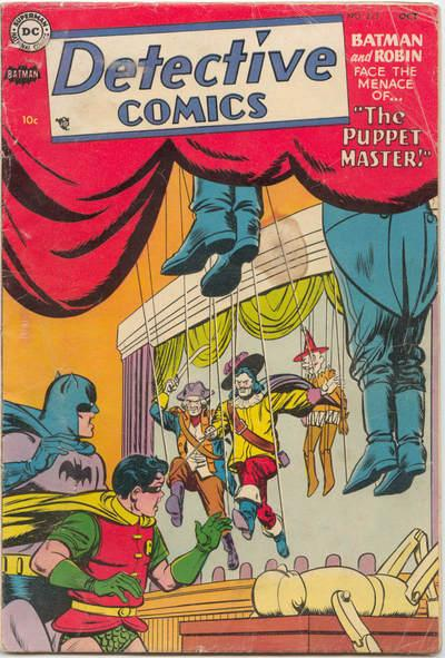 Detective Comics #212