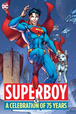 Superboy: A Celebration of 75 Years HC