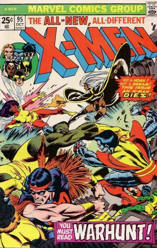 The X-Men #95