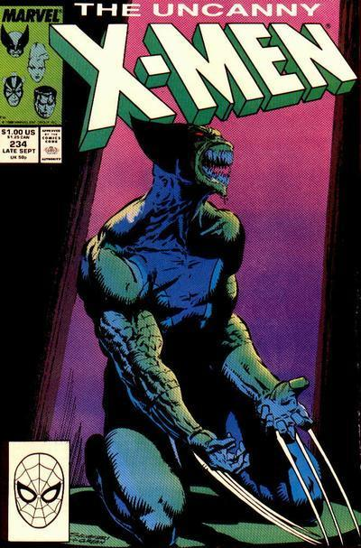 Uncanny X-Men #234