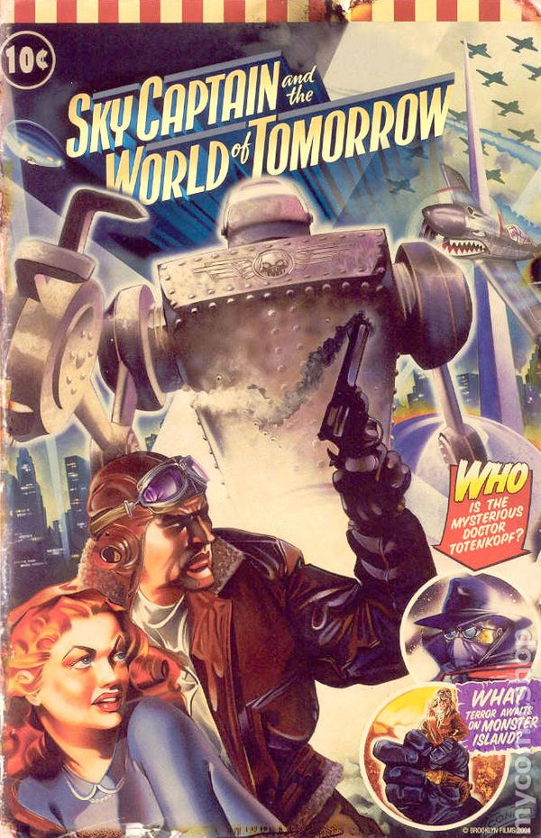 Sky Captain and the World of Tomorrow #1