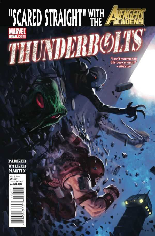 Thunderbolts #147
