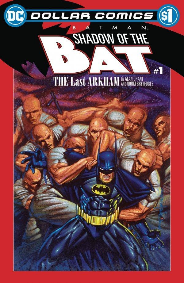 Dollar Comics - Batman: Shadow of the Bat #1