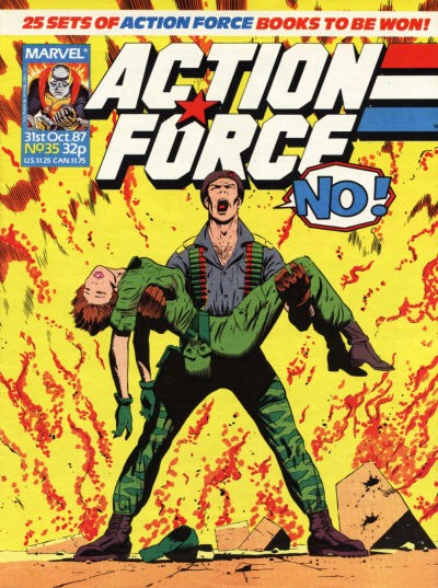 Action Force #35