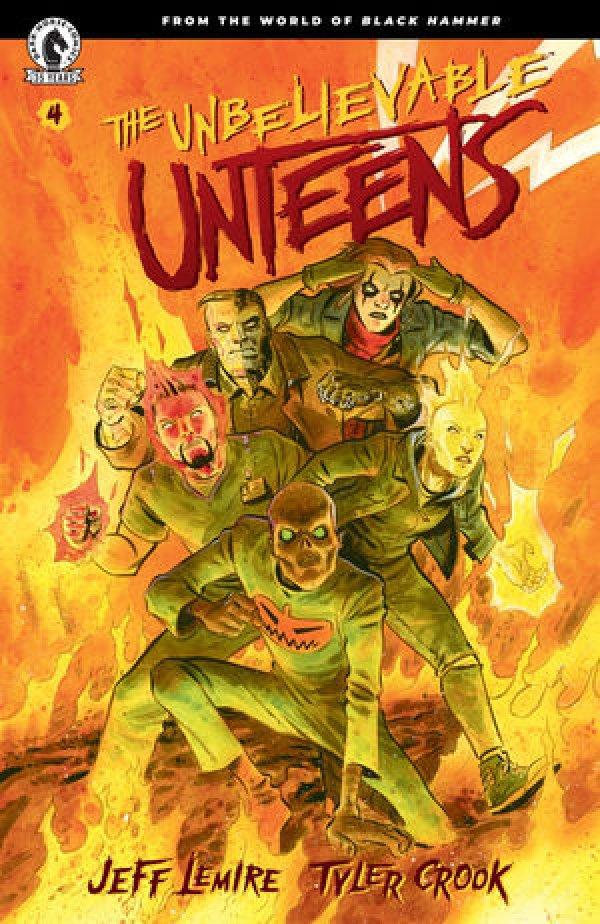 The Unbelievable Unteens #4