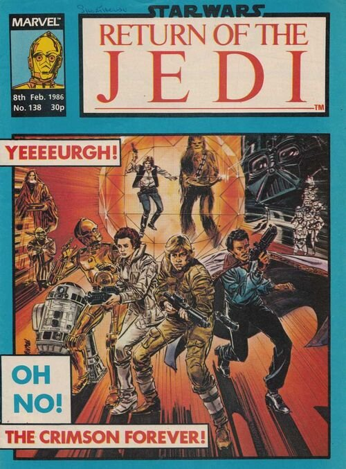 Return of the Jedi Weekly #138