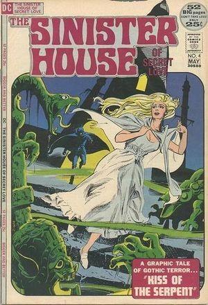 Sinister House of Secret Love #4