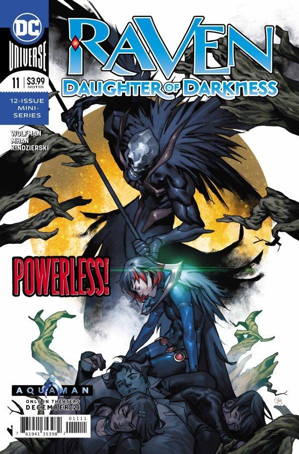 Raven: Daughter of Darkness #11