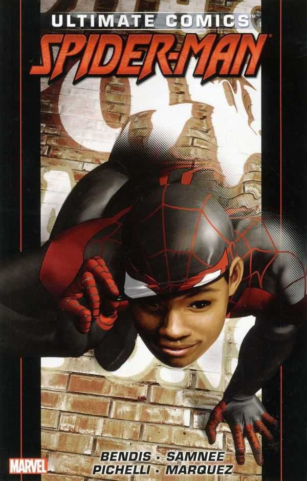 Ultimate Comics Spider-Man Vol. 2 HC
