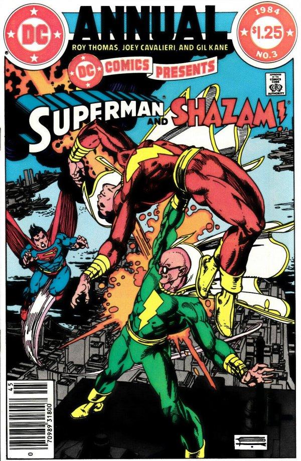 DC Comics Presents Annual #3
