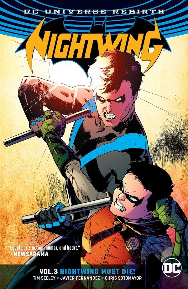 Nightwing Vol. 3: Nightwing Must Die TP