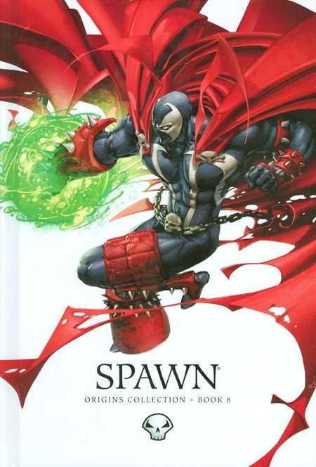 Spawn Origins Vol. 8 HC