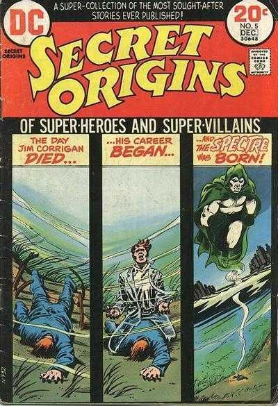 Secret Origins #5
