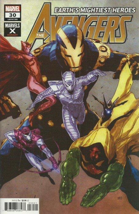 The Avengers #30