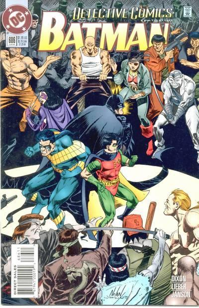 Detective Comics #686