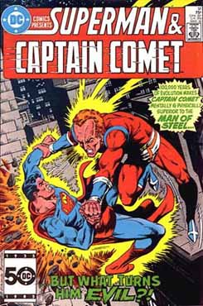 DC Comics Presents #91