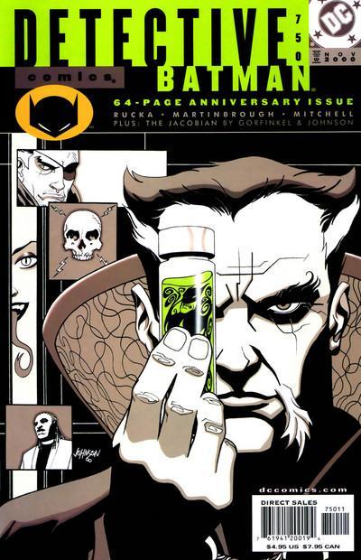 Detective Comics #750