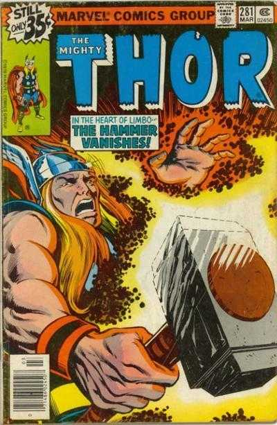 The Mighty Thor #281