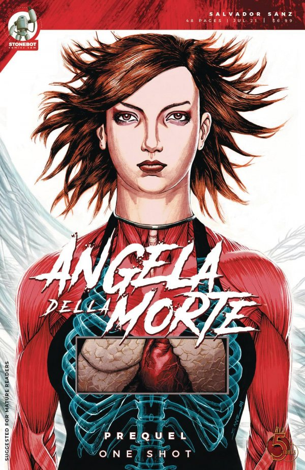 Angela Della Morte prequal #1