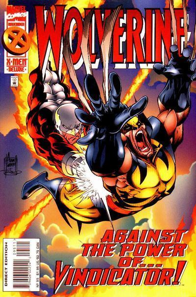 Wolverine #95