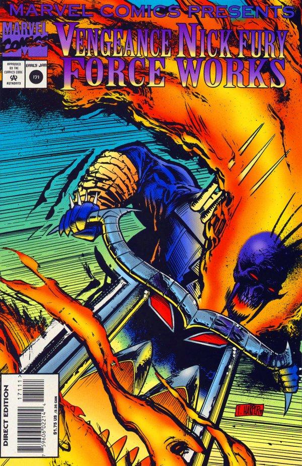 Marvel Comics Presents #171