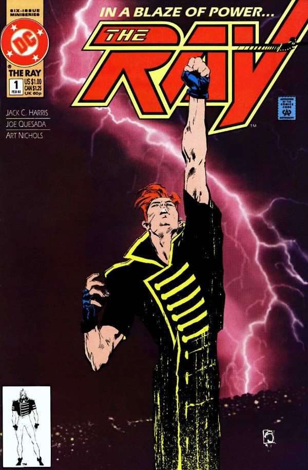 The Ray #1