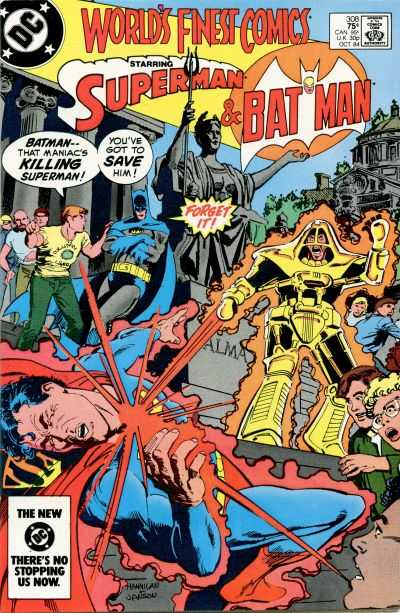World's Finest Comics #308