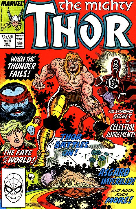 The Mighty Thor #389