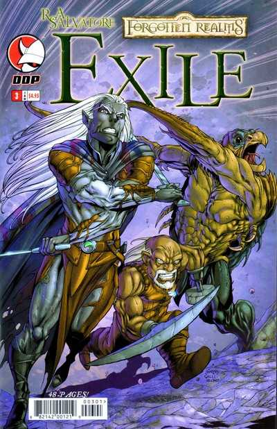 Forgotten Realms: Exile #3