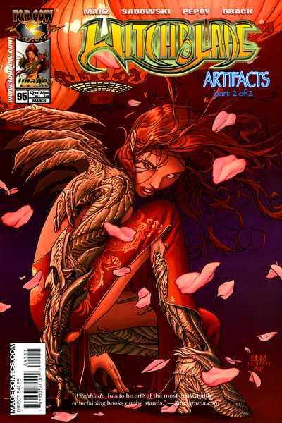 Witchblade #95