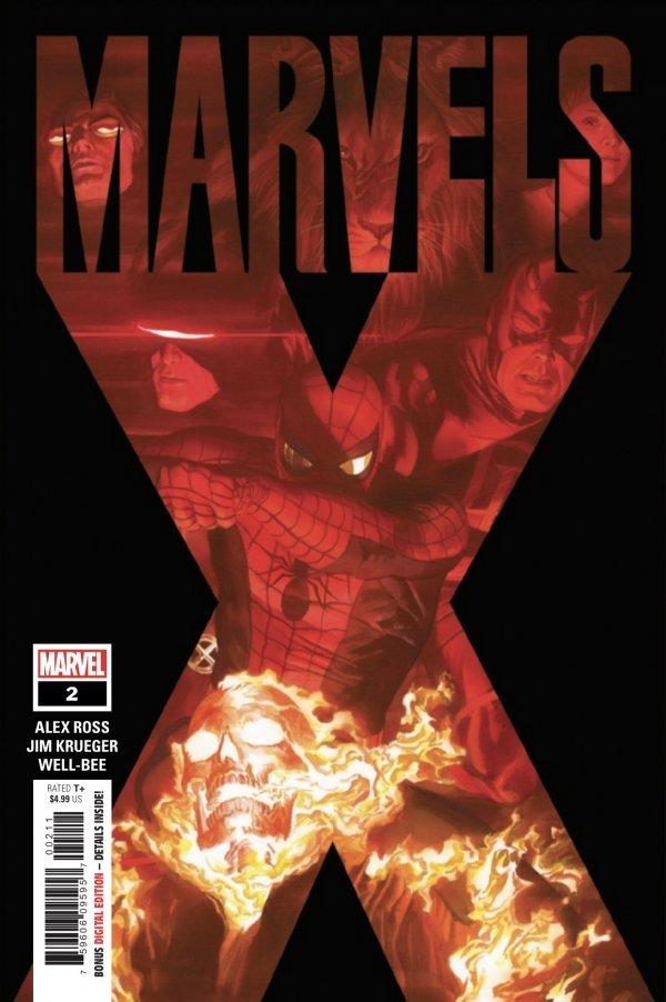 Marvels X #2