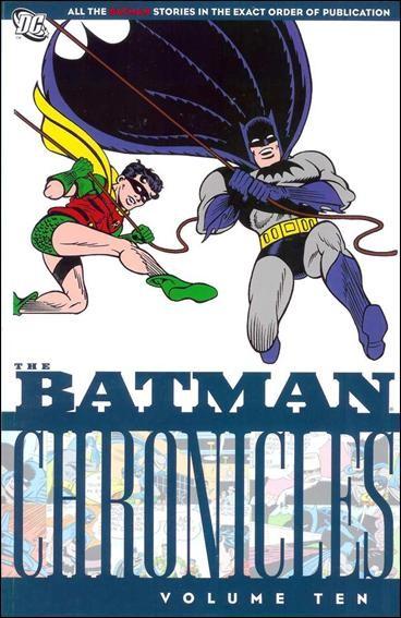 The Batman Chronicles Vol. 10 TP
