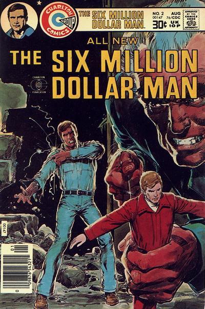 The Six Million Dollar Man #2