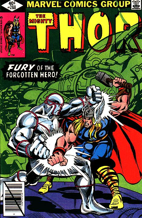The Mighty Thor #288
