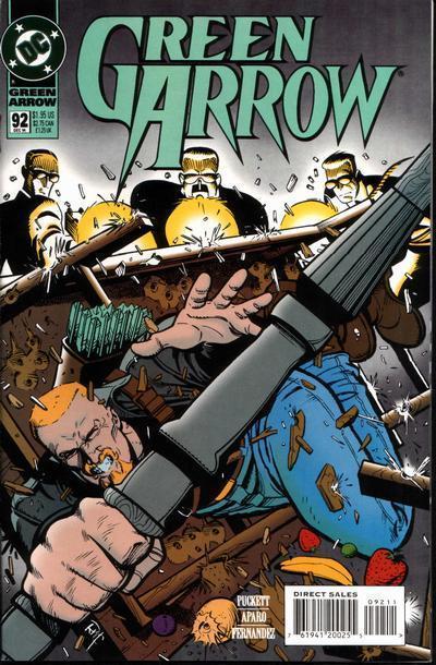 Green Arrow #92