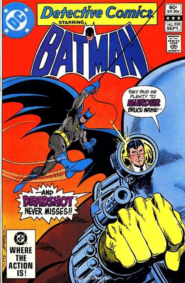 Detective Comics #518