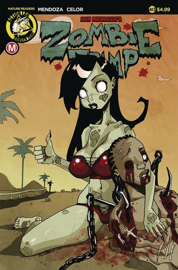 Zombie Tramp #40