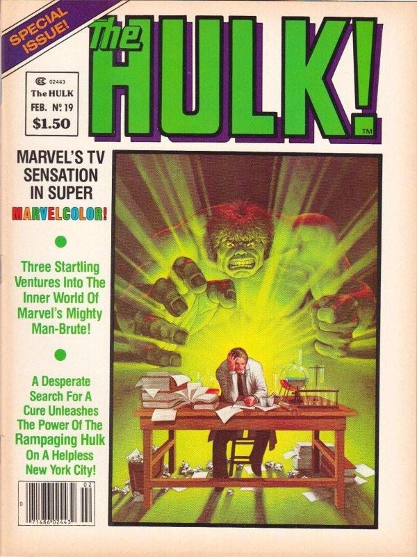 The Rampaging Hulk #19