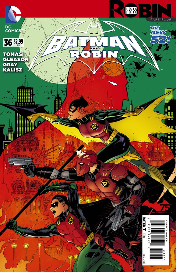 Batman and Robin #36