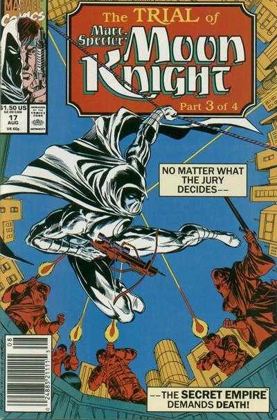 Marc Spector: Moon Knight #17