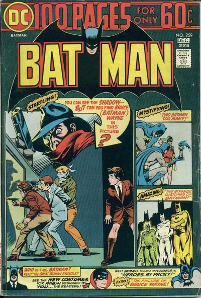Batman #259