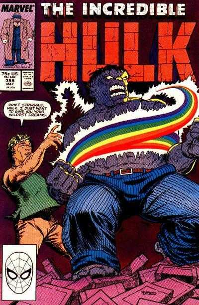 The Incredible Hulk #355