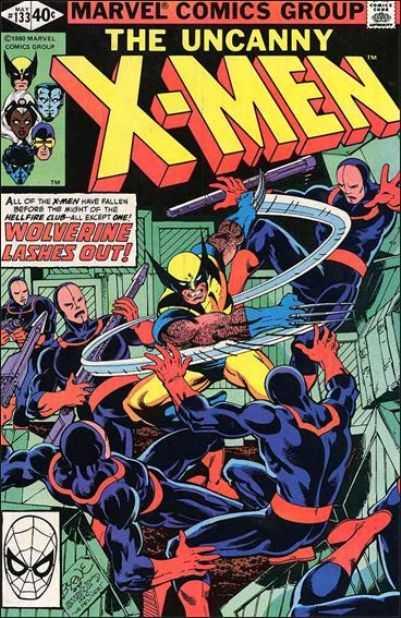 The X-Men #133