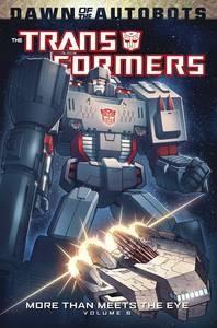Transformers: More Than Meets the Eye Vol. 6 TP