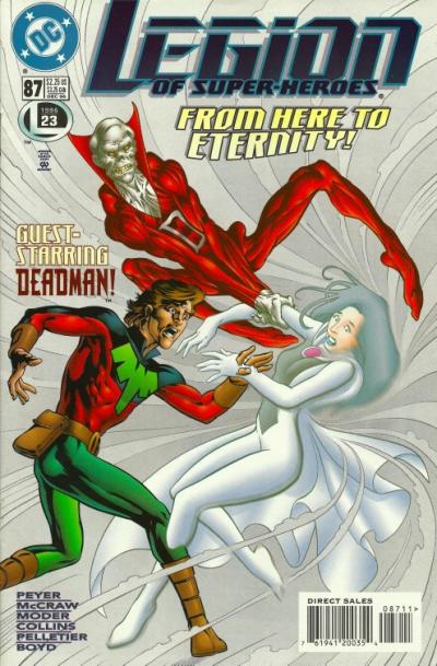 Legion of Super-Heroes #87