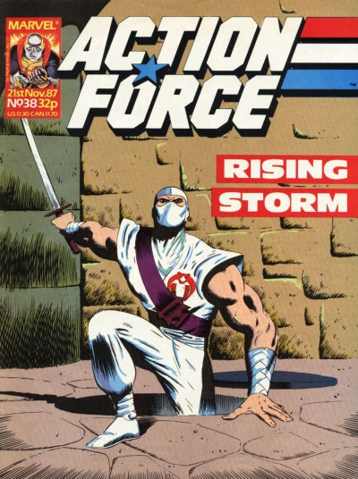 Action Force #38