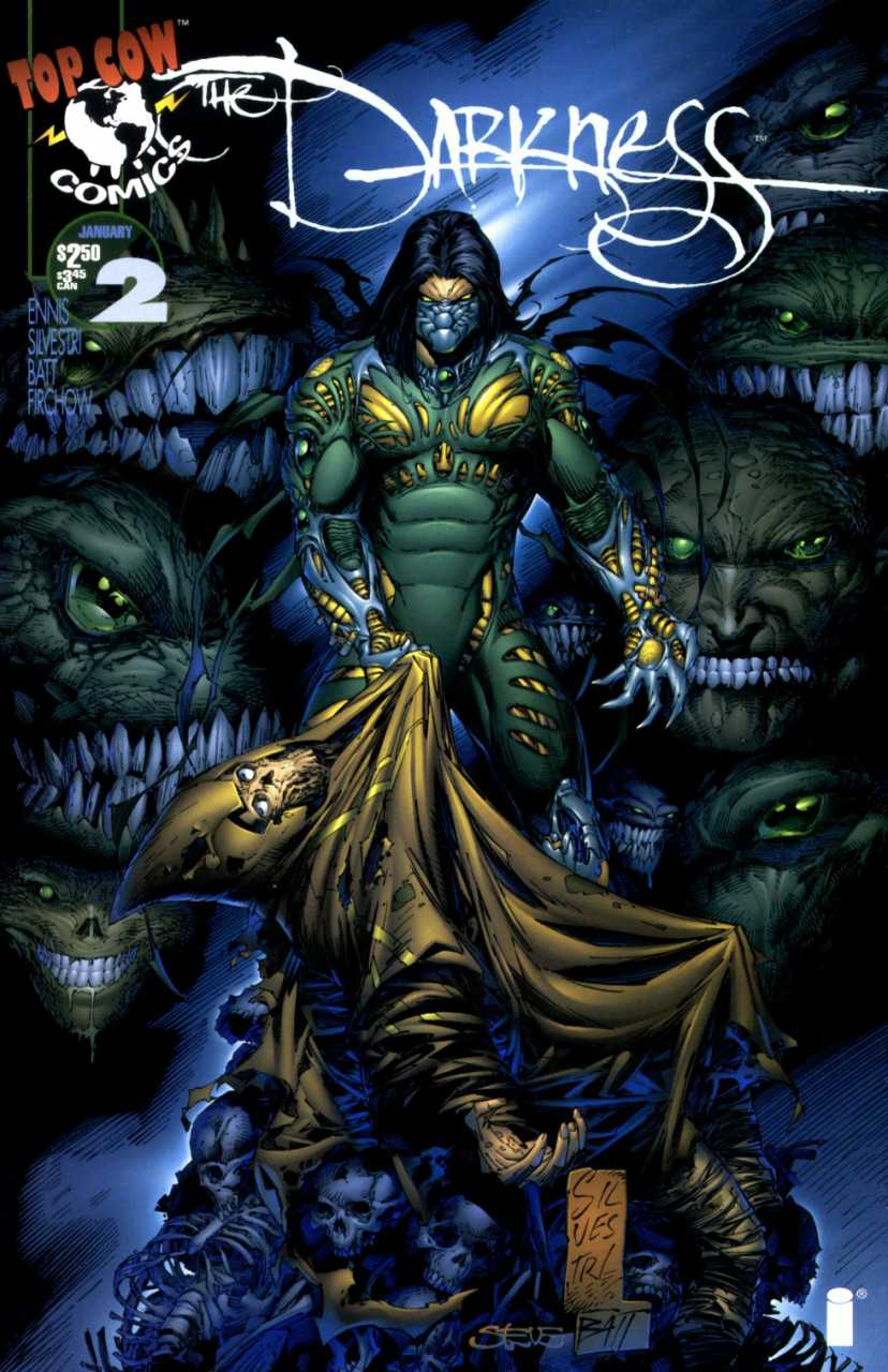 The Darkness #2