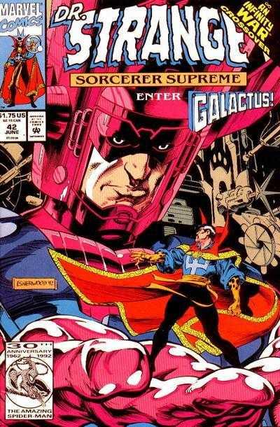 Doctor Strange, Sorcerer Supreme #42