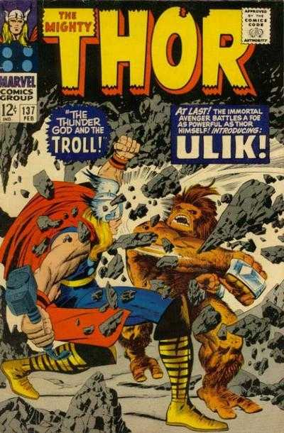 The Mighty Thor #137