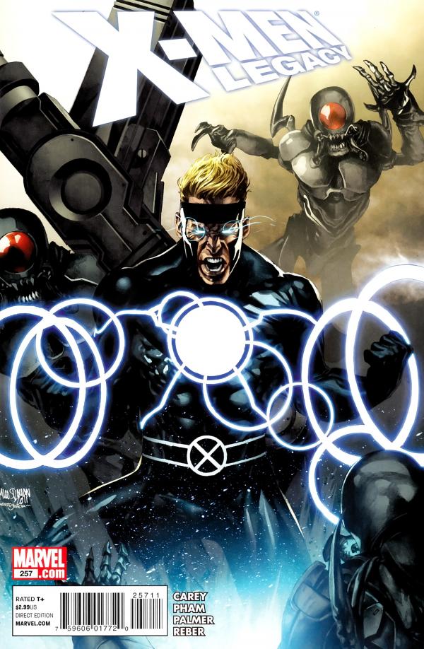 X-Men: Legacy #257